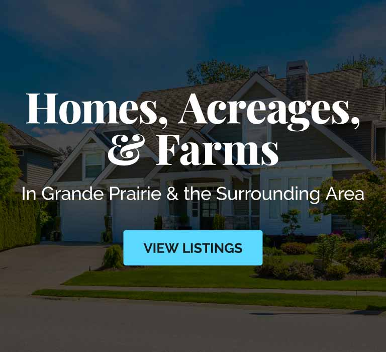 Homes, Acreages, & Farms